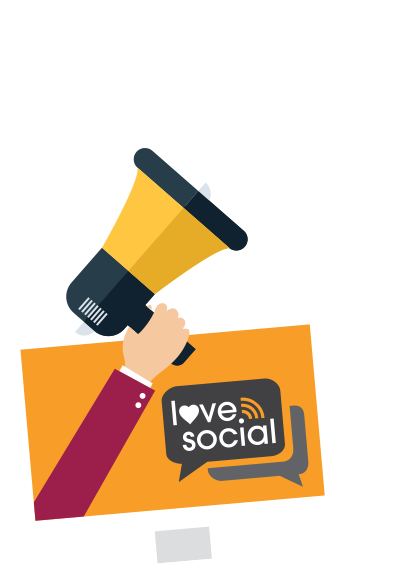 Love Social – Free Social Media Management in Glasgow