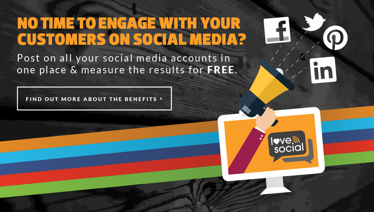 Love Social by Soapbox Digital Media – Web Design Studios in Glasgow & Paisley
