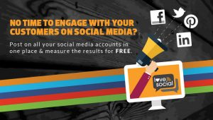 Love Social – Free Social Media Management Platform in Glasgow